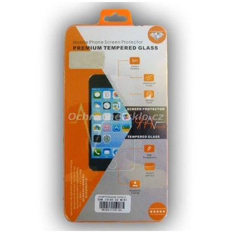 Ochranné tvrzené sklo Premium Glass na Samsung G 850 Galaxy Alpha