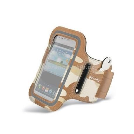 Sportovní neoprénové pouzdro CELLY, velikost XXL  pro Samsung Galaxy S4 a telefony podobných rozměrů
