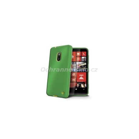 TPU pouzdro CELLY Gelskin pro Nokia Lumia 620, zelené