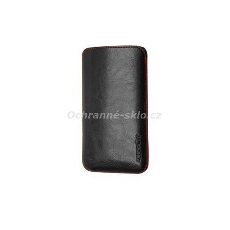 Pouzdro Redpoint Blaze, pull out, PU kůže, velikost 6XL, černé
