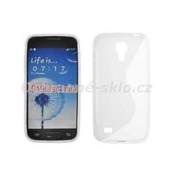 Pouzdro S-CASE SAMSUNG i9190 GALAXY S4 Mini, transparentní
