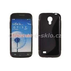 Pouzdro S-CASE SAMSUNG i9190 GALAXY S4 Mini, černé
