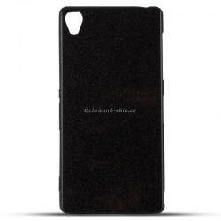 Silikonové pouzdro Jelly Ultra Slim pro Sony Xperia z3 (D6603), černé