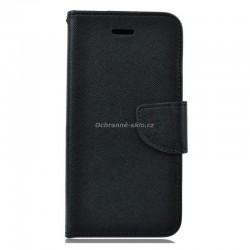 Pouzdro Fancy Case Sony Xperia Z5 (E6603), černé